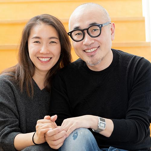 Bongjin Kim and Bomi Sul