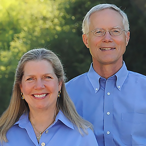Scott Cook and Signe Ostby