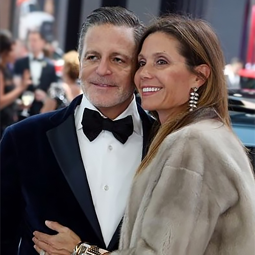 Dan and Jennifer Gilbert