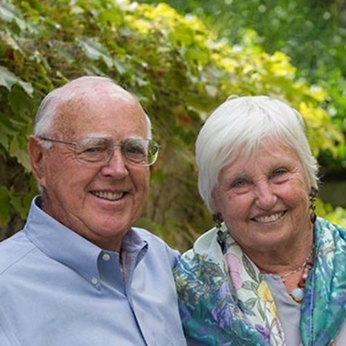 "Robert E. ""Bob"" and Dorothy ""Dottie"" King"