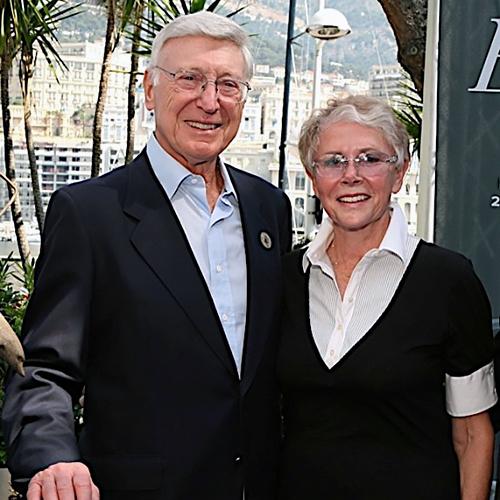 Bernie and Billi Marcus