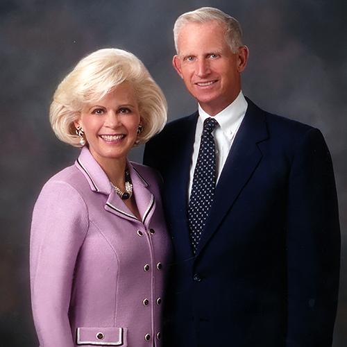 Richard Edwin and Nancy Peery Marriott